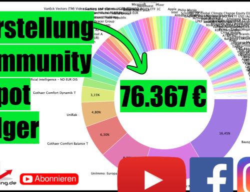 Vorstellung Community Depot Holger